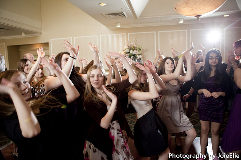 Carly and Matthew, Bnai mitzvah at Cherry Valley Country Club in Skillman, NJ