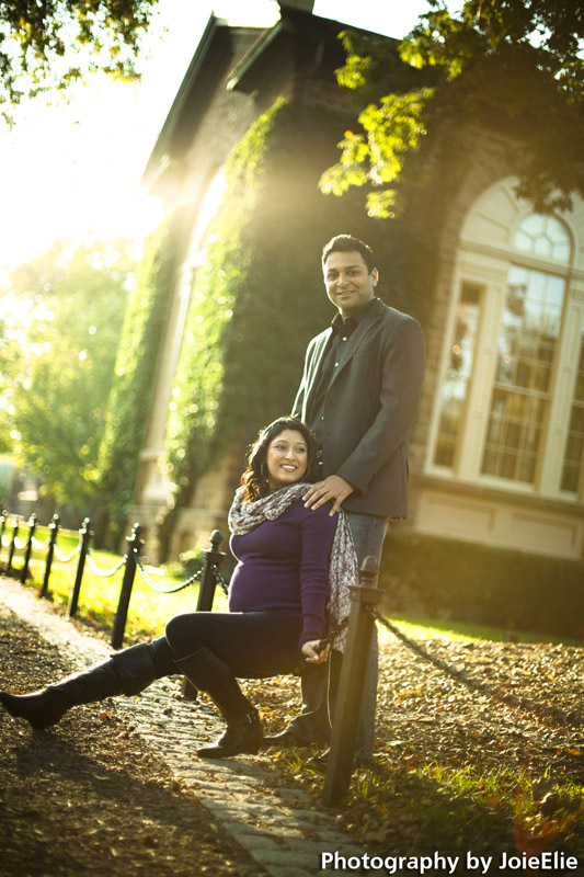Priya and Daglas – the Maternity Session at Princeton University, Princeton, NJ