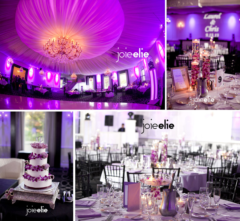 Laurel And Christopher At The Gramercy At Lakeside Manor