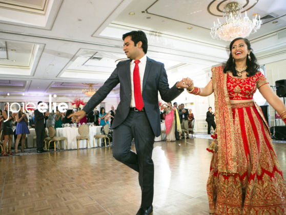 Sonia and Sumit's reception at Hilton, Pearl River NY