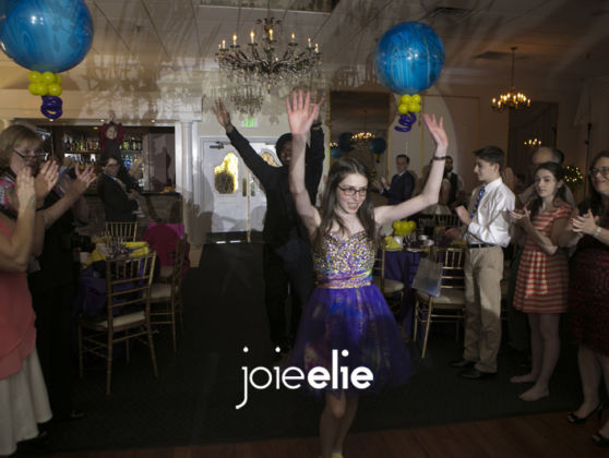 Rachel's Bat Mitzvah at The Stone Terrace by John Henry's, Hamilton, NJ