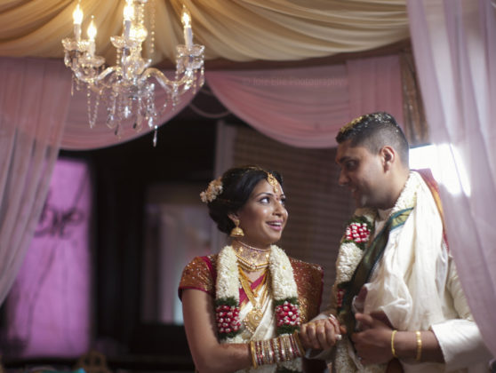 Sandhya and Gautham's Wedding Celebration | Grand Marquis and South Gate Manor